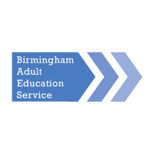 Birmingham Adult Education Service Logo